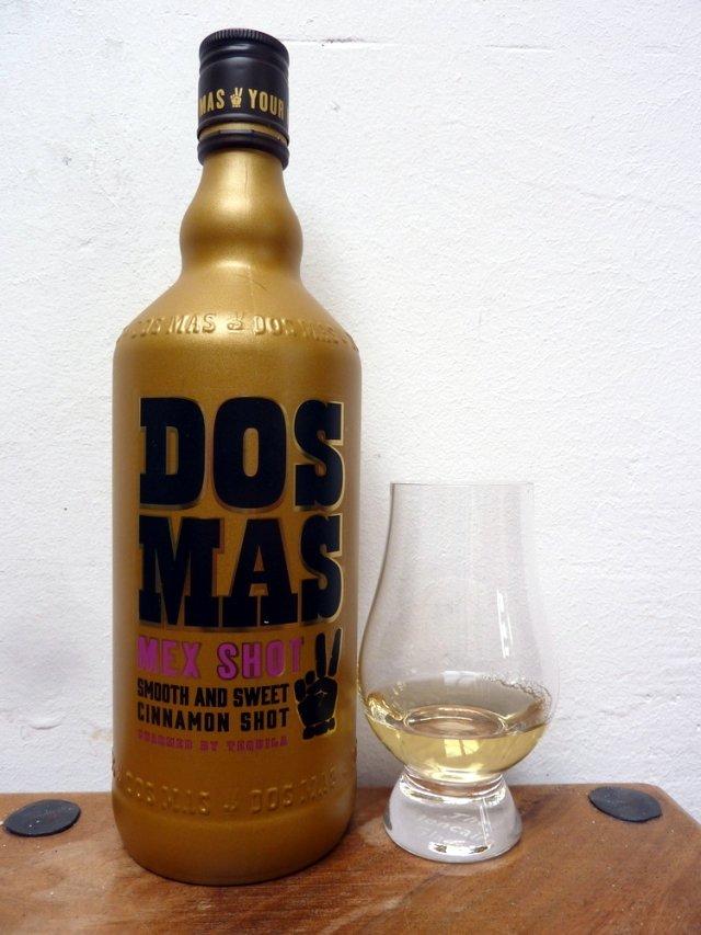 Dos Mas Mex Shot