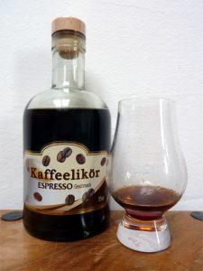 Kaffeelikör Espresso