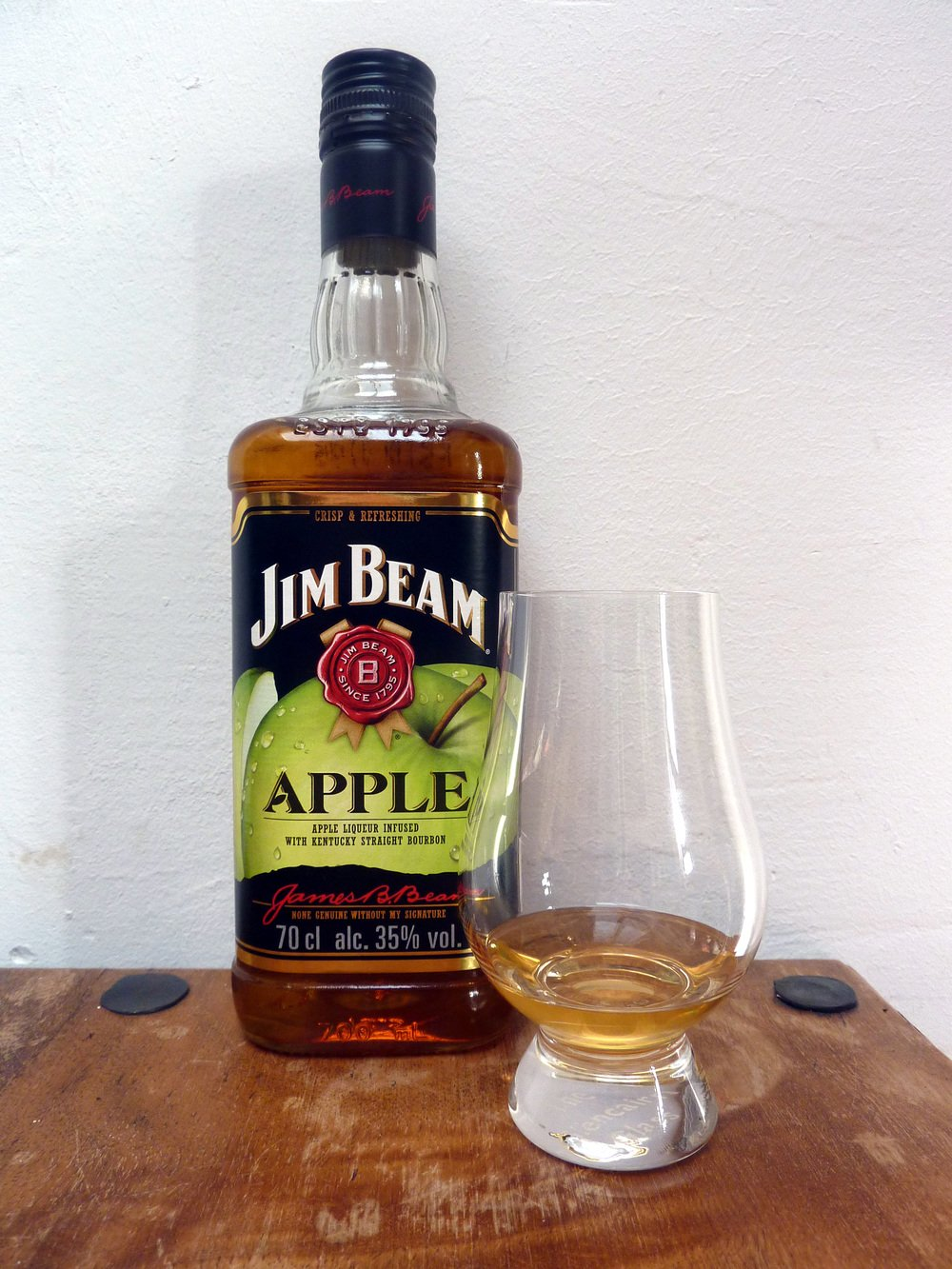 Im Test Jim Beam Apple 35 Alk Fuselk 246 Nig