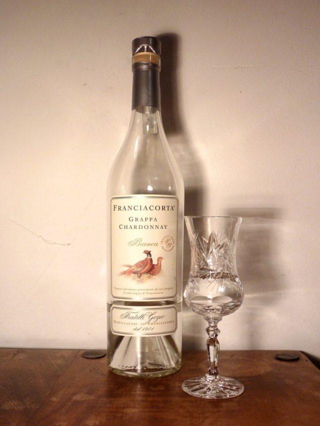Franciacorta Grappa Chardonnay
