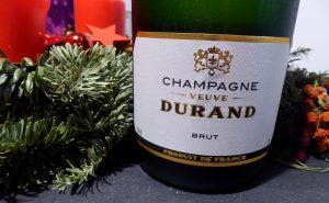 Aldi Champagner Veuve Durand