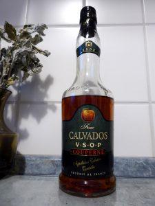 Aldi Calvados VSOP Couperne