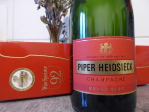 Champagner Piper-Heidsieck