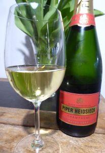 Champagner Piper-Heidsieck