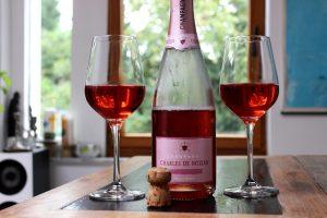 Netto Champagner Charles de Nozian Rosé